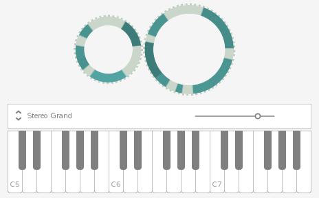 MIDI UI